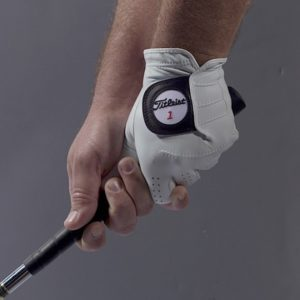 perfect golf grip for beginners - one stroke golf