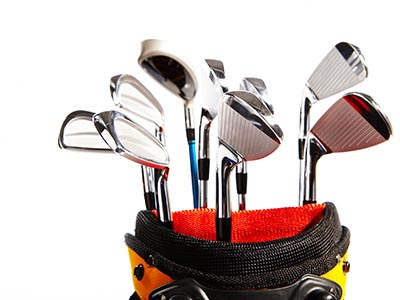 how many clubs are you supposed to carry in a golf bag - One Stroke Golf