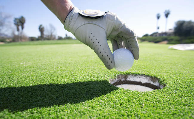 golf glove materials - one stroke golf