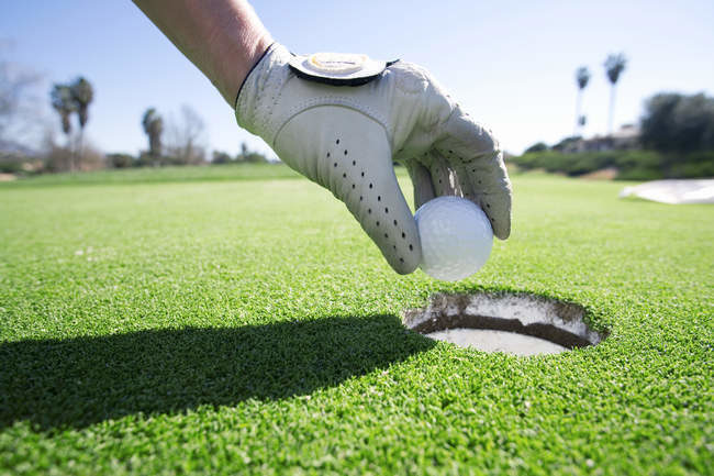 Types of Golf Glove Materials