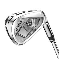 wilson c300 forged iron review - one stroke golf